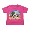 Disney Toddler Shirt - My First Trip to Walt Disney World - Pink