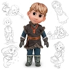 Disney Animators' Collection - Kristoff Doll - 1st Edition