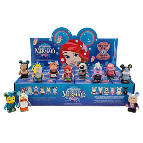 Your Wdw Store Disney Vinylmation The Little Mermaid