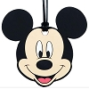 Disney Luggage Bag Tag - Mickey Mouse Face