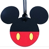 Disney Luggage Bag Tag - Mickey Mouse Pants Ears Icon