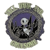 Disney Jack Skellington Pin - Tall, Dark, and Gruesome