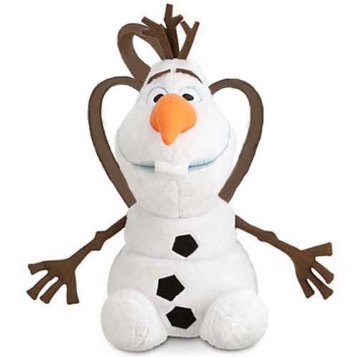 cb5c300185e Add to My Lists. Disney Plush BackPack - Frozen - Olaf Plush