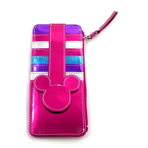 Marathon Credit Card Login >> Disney Purse Insert - Mickey Icon Card Holder Pink