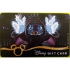 Disney Collectible Gift Card - Star Wars 2014 Emperor Sith Lord Stitch