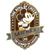 Disney Mickey Pin - Vintage Mickey Mouse - The King of Cheers