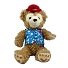 Disney Plush - Americana Duffy Bear - 9