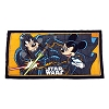 Disney Beach Towel - Star Wars Jedi Mickey Darth Goofy
