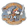 Disney Mickey Pin - Mickey Mouse Pillage and Plunder