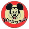 Disney Mickey Pin - Mickey Mouse Mouseketeers