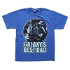 Disney Adult Shirt - Star Wars Weekends - Galaxy's Best Dad