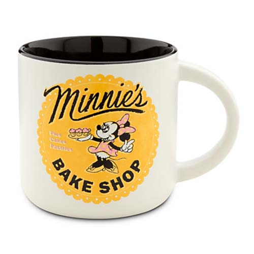 Disney Coffee Cup - Characters - Minnie's Bake Shop