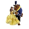 Disney Christmas Ornament - Couples - Belle and the Beast