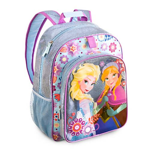 Disney Backpack Frozen Anna And Elsa