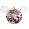Disney Ornament - Reinhard Herzog - Mickey Ears - Multi - Large