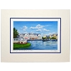 Disney Artist Print - Larry Dotson - Disney's Boardwalk Inn and Villas