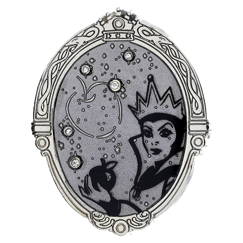 Disney Villains Pin - Evil Queen Constellation