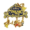 Disney Cruise Line Pin - Sorcerer Mickey Mouse - Dream Nassau