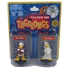 Disney Action Figure - Theme Park Tagalongs - Good/Bad Donald Duck