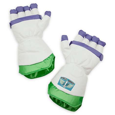 Disney Plush Hands - Buzz Lightyear Light-Up Gloves