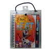 Disney Keepsake Journal Book & Pen - Frozen - Olaf I Love Heat