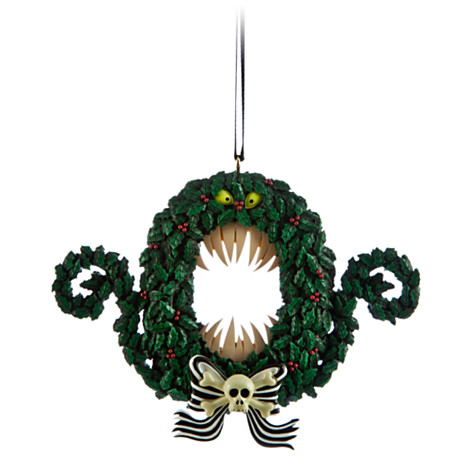 Disney Christmas Ornament Nightmare Before Christmas Monster