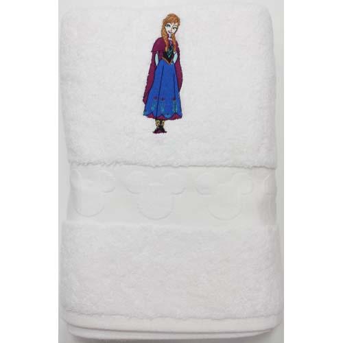 Your Wdw Store Disney Bath Towel Frozen Princess