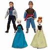 Disney Doll - Frozen Mini Doll Set