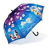 Disney Umbrella - Disney Parks Umbrella for Kids - Stars Blue