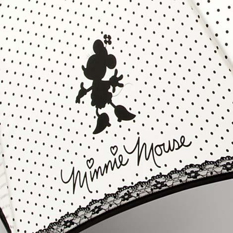 Disney Umbrella Disney Parks Umbrella Minnie Mouse White