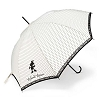 Disney Umbrella - Disney Parks Umbrella - Minnie Mouse White