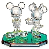 Disney Arribas Figurine - Mickey and Minnie Mouse