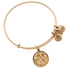 Disney Alex and Ani Bracelet - Ariel - Gold