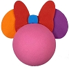Disney Antenna Topper - Color Magic - Minnie Mouse Bow