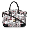 Disney Dooney & Bourke Bag - Main Street Red - Satchel