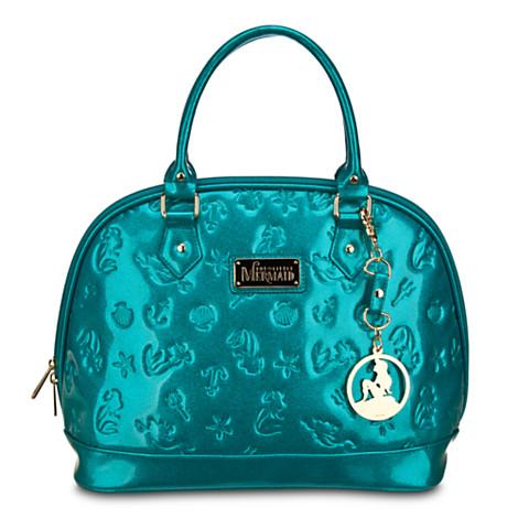 Disney Loungefly Satchel Bag Ariel Bowler For Women