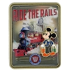 Disney Mickey Pin - Ride the Rails Conductor Mickey