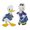 Disney Donald & Daisy Pin Set - Butler & Maid from Haunted Mansion