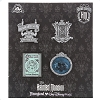 Disney 4 Pin Booster Set - 2014 Haunted Mansion