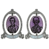 Disney Haunted Mansion Pin - Ghost Host Spinner