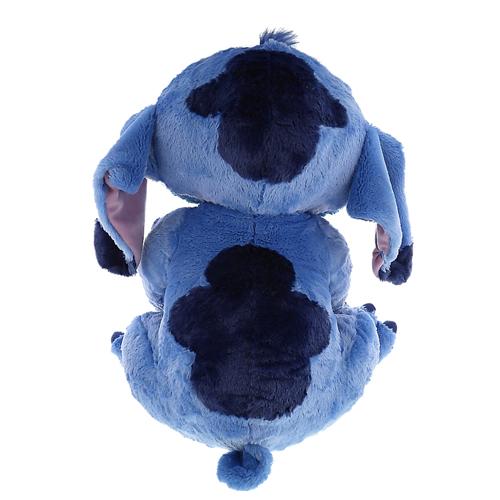 disney plush huge 25 inch stitch giant stuffed animal plush. Black Bedroom Furniture Sets. Home Design Ideas