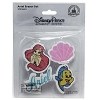 Disney Erasers Collector Pack - The Little Mermaid Ariel