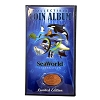 SeaWorld Pressed Penny Collector Book - Celebration - 50th Anniversary