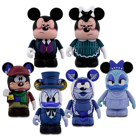Disney Vinylmation Pack Haunted Mansion Mickey Amp Friends