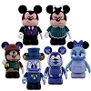 Disney vinylmation Pack - Haunted Mansion Mickey & Friends - Complete
