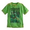 Disney Kids Shirt - Star Wars - Boba Fett - Green