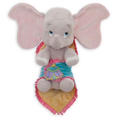 Disney Plush Disney S Babies Dumbo Baby In Blanket
