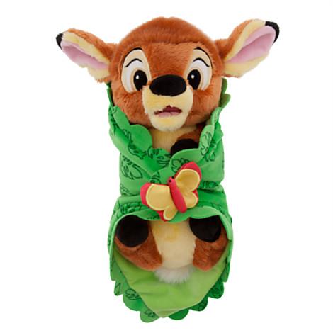 Disney Plush Disney S Babies Bambi Baby In Blanket