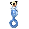 Disney Plush - Baby Mickey Mouse Plush Rattle