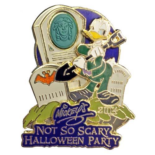 disney mickey u0026 39 s not so scary halloween party pin